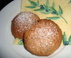 Quinoa-Schoko-Kekse