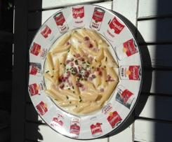 HPF - Schinken-Käse Soße á la Carbonara