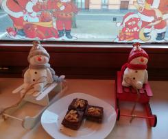 Schoko-Walnuss-Brownies