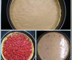 Johannisbeerkuchen / Träubleskuchen - super schnell VARIATION