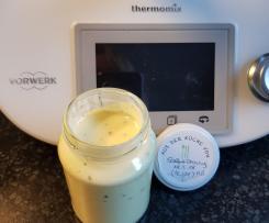 Salatdressing das Kinder lieben! Mit Schmand und Joghurt
