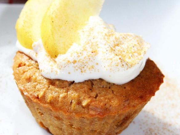 Apfel Musli Muffins Zuckerfrei Von Freshbaby Ein Thermomix