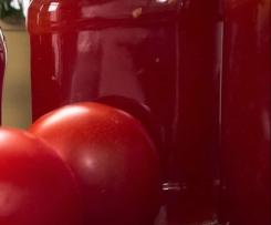 Pflaumen - Blaubeer - Tomaten - Marmelade