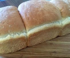 Toastbrot, lecker, schnell und einfach