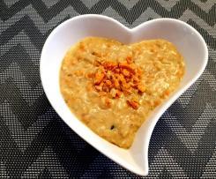 Möhren-Walnuss-Porridge