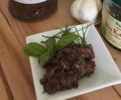 Olivenpaste vegan
