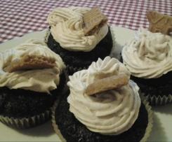 Spekulatius Cupcakes (vegan)