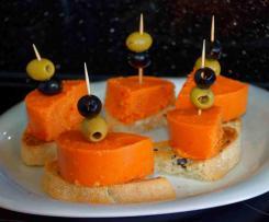 Tapas Gazpacho - Das besondere Rezept
