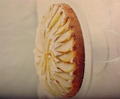 Lebkuchen-Birnen-Kuchen