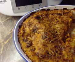 Möhren Lasagne