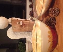 Himbeere-Pfirsich-Traum, Dessert, Nachspeise