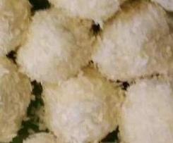 Kokos-Pralinen ohne Schmelzen (Geschenke aus dem Thermomix)
