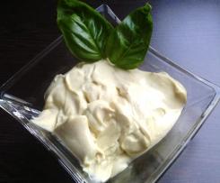 Honig-Senf-Dip mit Frischkäse