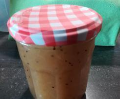 Rharbarber-Kiwi-Marmelade