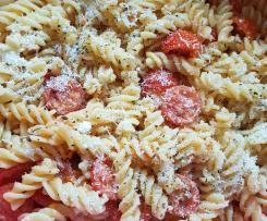 Spaghetti Alglio E Olio