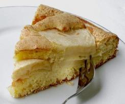 Apfelkuchen Fettfrei ww