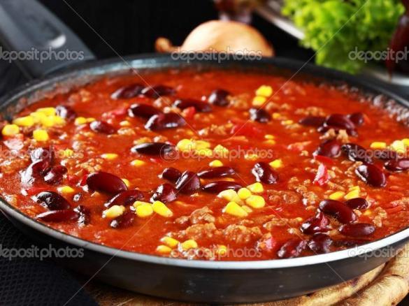 Chili Con Carne Leichte Variante Von Moangel Ein Thermomix