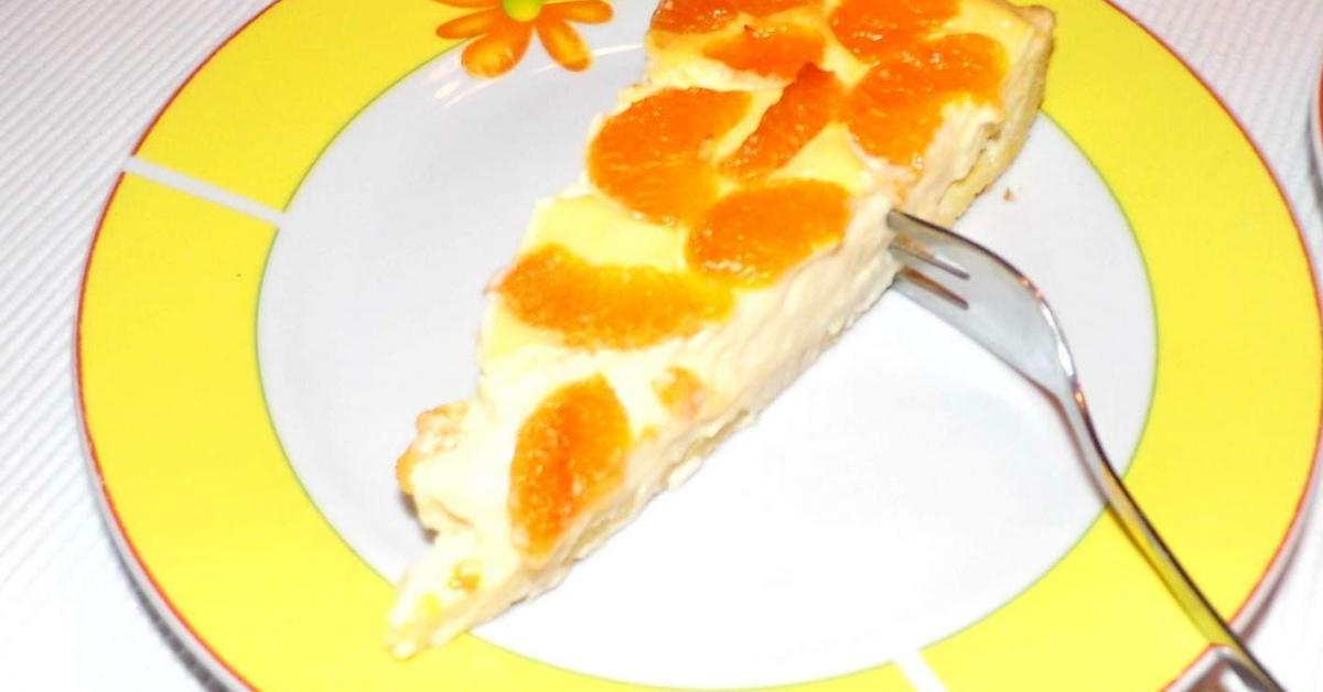 Mandarinen Torte Schneller Kuchen Von The Mama Betty Ein