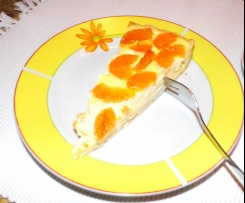 Mandarinen Torte - schneller Kuchen