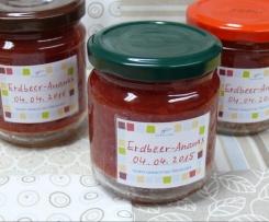 Erdbeer-Ananas-Marmelade