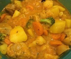 Puten-Gemüse-Topf (WW Smarties)