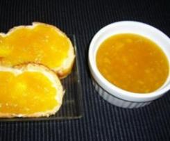 Ananas-Orangen-Marmelade