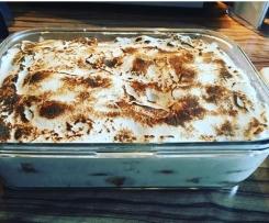CKs Banana Pudding aus der Magnolia Bakery