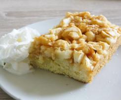 Apfelkuchen ✧ ruckzuck & fluffig ✧