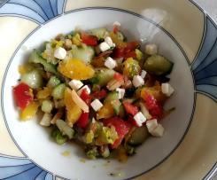 PaGu-Salat, Paprika Gurken Salat
