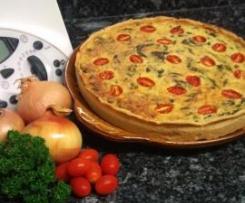 Venezianischer Zwiebelkuchen