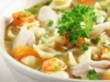 Variation Hühnersuppe - all in one mit Nudeln