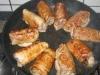 Griechisch gefüllte Schnitzel