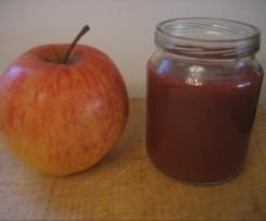 Babybrei Apfel-Zwetschge, ab 6. Monat