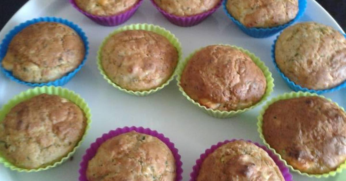zucchini feta muffins von kiimbaaly91 ein thermomix rezept aus der kategorie backen herzhaft. Black Bedroom Furniture Sets. Home Design Ideas