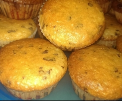 Kokos-Schokos-Fidibus (Muffins eben)