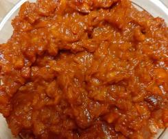 Karotten-Tomaten Aufstrich