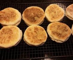 Toasties oder englische Muffins