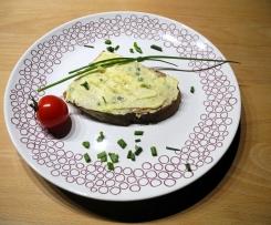 Käse-Schnittlauch-Butter