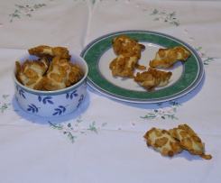 Cornflakes-Plätzchen