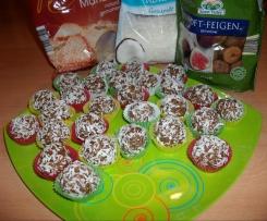 Süße Feigenkugeln -Paleo geeignet-