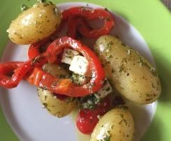 Kartoffelsalat pikant
