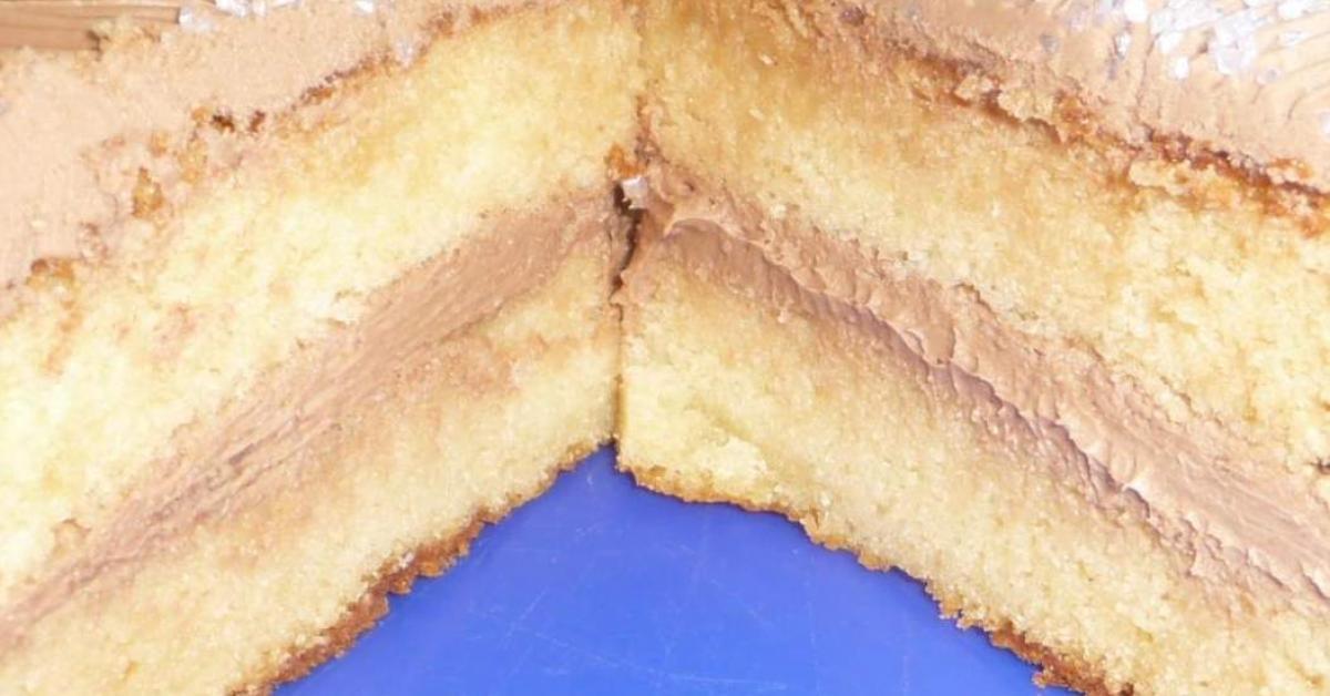 Vanilleboden nach Rezept vom Cake Boss Buddy von Jagga. Ein ...
