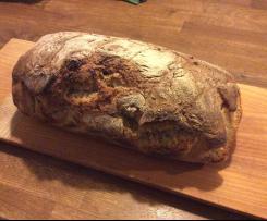 Variation Dinkel-Roggen-Brot