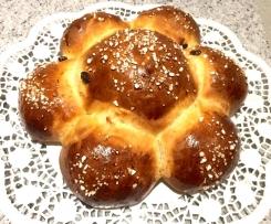 Dreikönigskuchen wie vom Bäcker