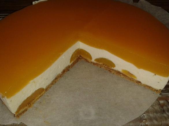 Aprikosen Frischkase Kuchen Von Rosi0812 Ein Thermomix Rezept Aus