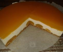 Aprikosen-Frischkäse-Kuchen