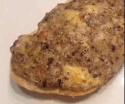 Champignon Baguettes