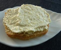 Ananas-Nuss-Frischkäse