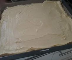 Zitronenkuchen vom Blech schnell und lecker