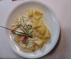 Eiergulasch (Ostergulasch)